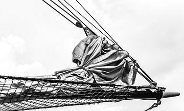 Boegspriet van Albert Wester Terschelling Photography