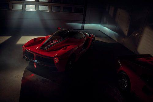 The Ferrari Big 5 - Ferrari LaFerrari by Gijs Spierings