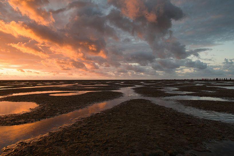 mer des Wadden sur Jan Jongejan