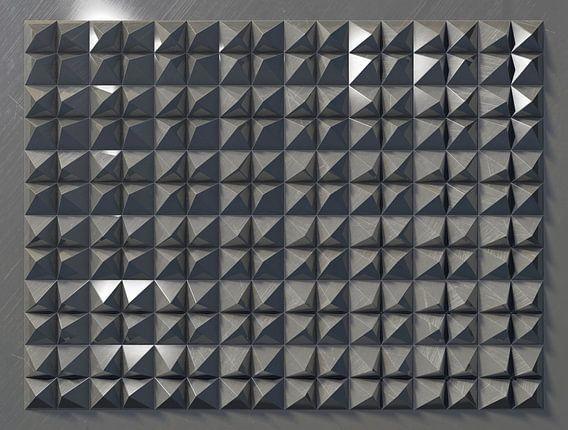 Reliëf C3 Aluminium