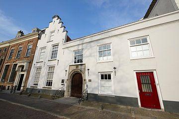 Huis Loenersloot aan Nieuwegracht in Utrecht sur In Utrecht