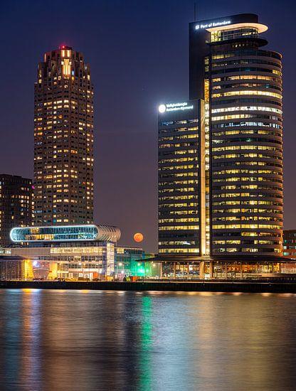 Rotterdamse Supermoon