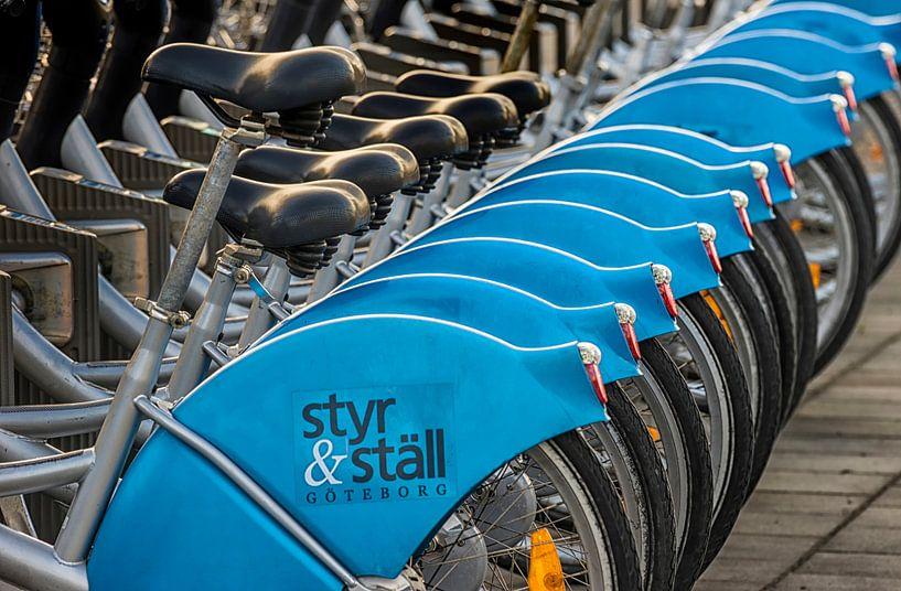 Fahrradverleih von Annette Sturm