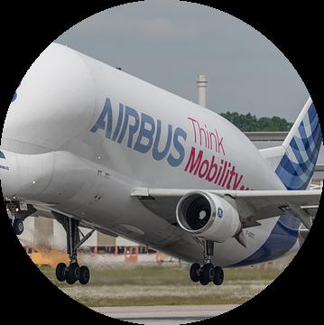 Take-off Beluga! van Jaap van den Berg