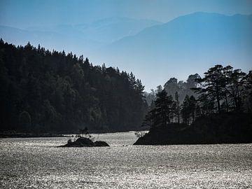 Glen Affric, Loch Beinn a' Mheadhoin