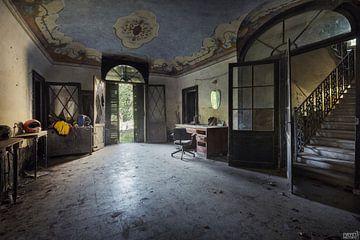 home van Dieter Herreman