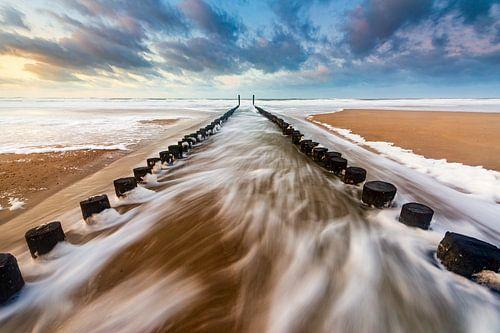 Zee snelweg