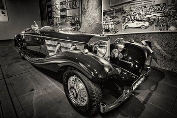 Mercedes 500K von Rob Boon