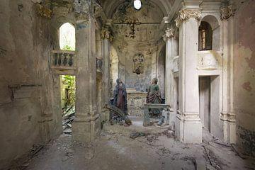 Kapelle im Niedergang von Kristof Ven