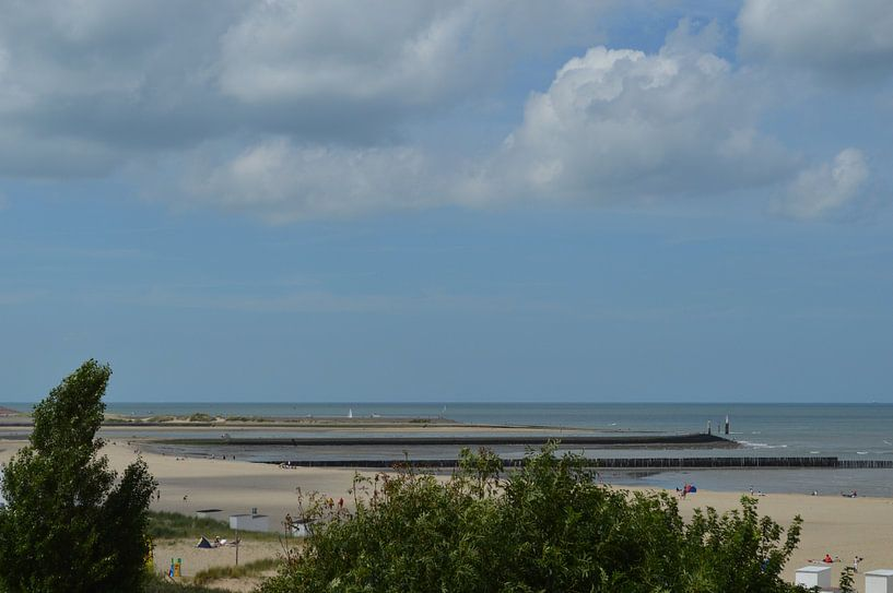 Zeeuwse strand von Joke te Grotenhuis
