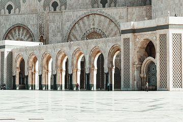 Hassan II Mosque van Robin