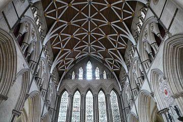 De Engelse Kathedraal van christine b-b müller