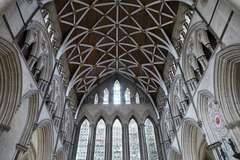 La cathédrale anglaise sur christine b-b müller