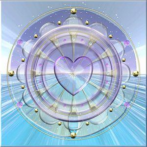 Mandala Het Hart van