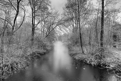 Winter in Eindhoven in 2017