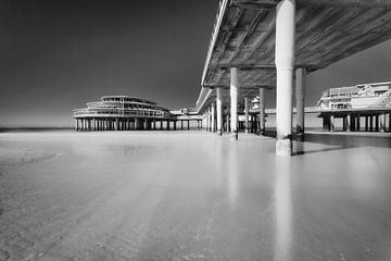 Pier von Scheveningen von Tom Roeleveld