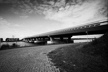 Ramspol-Brücke von Henk Simmelink