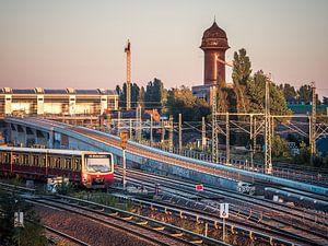 Berlin – Ostkreuz / Wasserturm