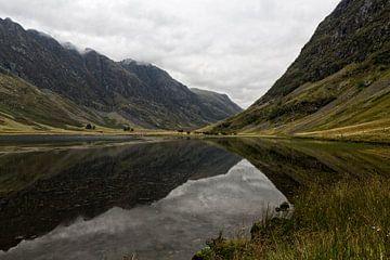 Loch Achtriochtan sur Ab Wubben