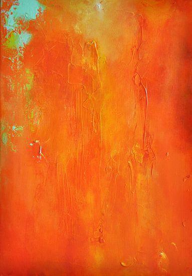 Orange Burst van Maria Kitano