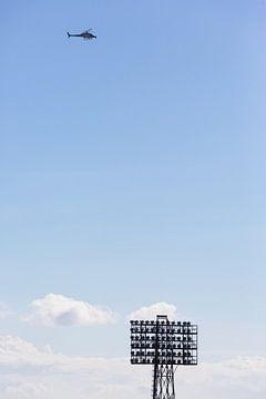 Stadion Feyenoord / De Kuip Lichtmast I von Prachtig Rotterdam