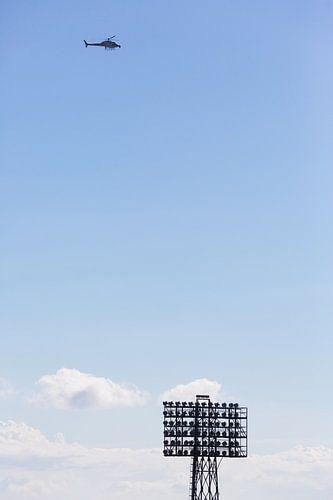 Stadion Feyenoord / De Kuip Lichtmast I van