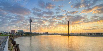 Panorama de Düsseldorf sur Michael Valjak