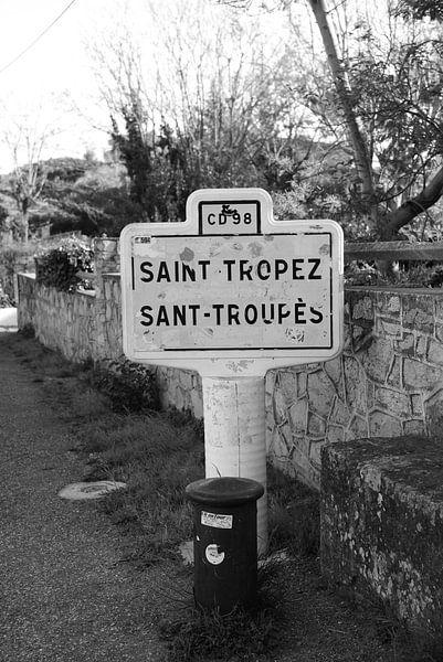 Welcome to Saint-Tropez van Tom Vandenhende
