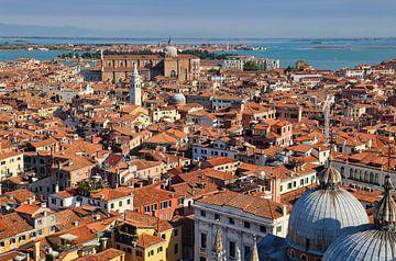 Stadsgezicht van Venetië van Jan Kranendonk