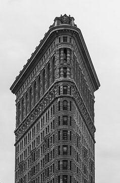 FlatIron Building, New York van Peter Leenen