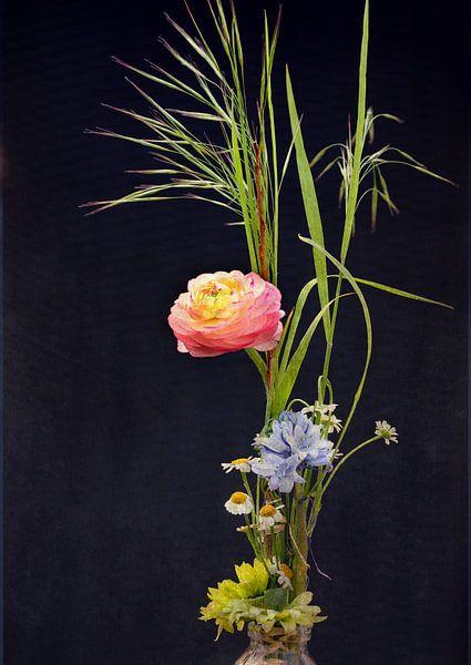 Kleiner Blumenstrauss van Rosi Lorz