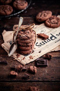 Chocolat Chip Cookies von Iwan Bronkhorst