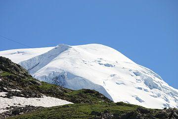 Mont Blanc von M Ravensbergen