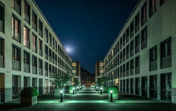 Moderne architectuur in Breda van Ronald Westerbeek
