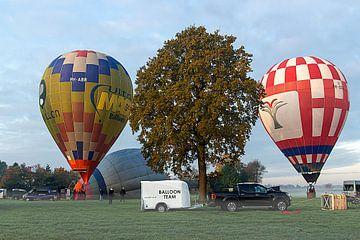 Luchtballonen van Fleksheks Fotografie