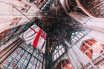 England - Kathedrale von Gloucester von Marco Scheurink