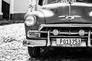 Oldtimer in Trinidad, Cuba van