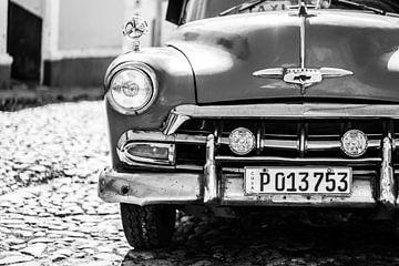 Oldtimer in Trinidad, Cuba von Marieke e