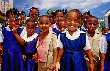 Caribic-Kids - Analoge Fotografie! von Tom River Art