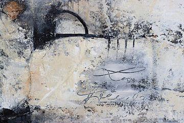Composition abstraite A 8.118 sur Petra Lorch