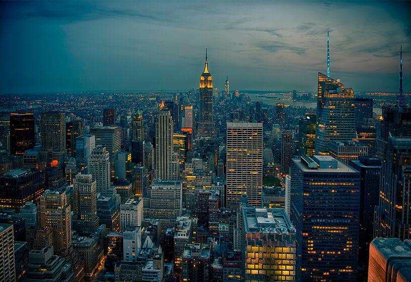 New York City van Gustavo Gonzalez