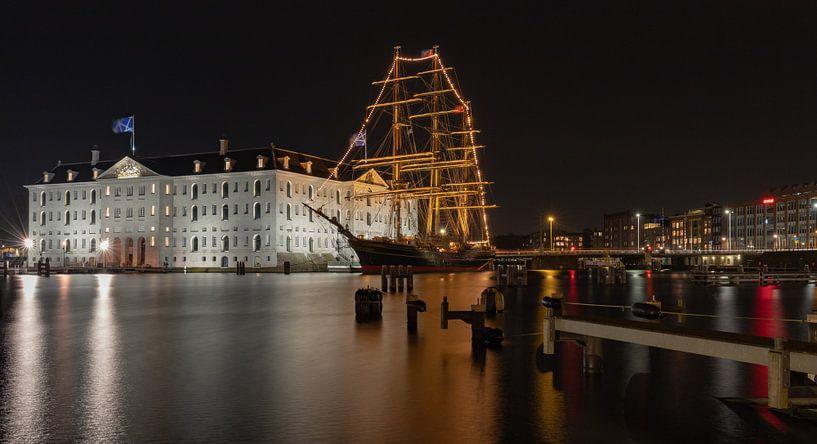 Het scheepvaartmuseum... van Bert - Photostreamkatwijk