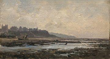 Meereslandschaft Carlos de Haes-Normandie, Antike Landschaft
