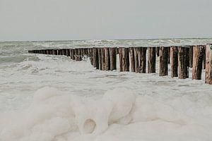 Schaum auf See von Sanne van Pinxten