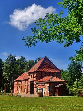 Schloss Sythen 5 von Edgar Schermaul
