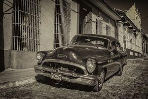 Oldtimer in the streets of Havana, Cuba