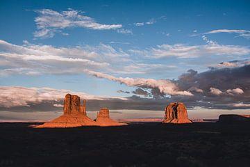 Monument Valley Utah van Ype Koopman