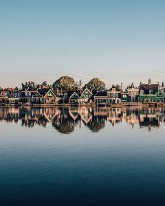 Hollands Landschap van Cuno de Bruin