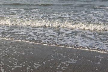 strand zee domburg van Frans Versteden