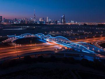 Dubai-Meydan-Brücke